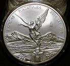 MEXICO Silver Coin 5 ONZAS PLATA PURA